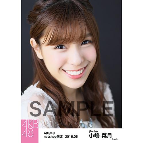 AKB48 2016年6月度 net shop限定個別生写真 「僕たちは戦わない」衣装II 5枚セット 小嶋菜月