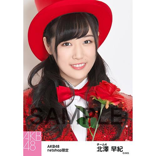AKB48グループ 第7回じゃんけん大会2016 net shop限定個別生写真5枚セット 北澤早紀
