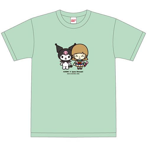 AKB48 ちゃんりおTシャツ 篠崎彩奈