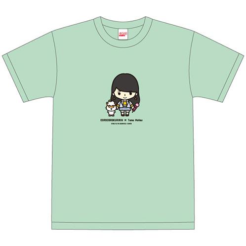 AKB48 ちゃんりおTシャツ 武藤十夢