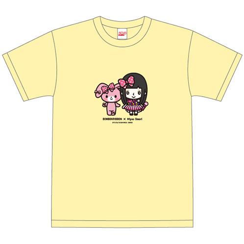 AKB48 ちゃんりおTシャツ 大森美優