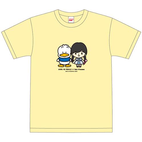 AKB48 ちゃんりおTシャツ 北澤早紀