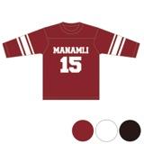 【2015年1月下旬より順次配送】AKB48 推しフットボールシャツ 市川愛美