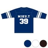 【2015年1月下旬より順次配送】AKB48 推しフットボールシャツ 田名部生来