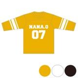 【2015年1月下旬より順次配送】AKB48 推しフットボールシャツ 岡田奈々