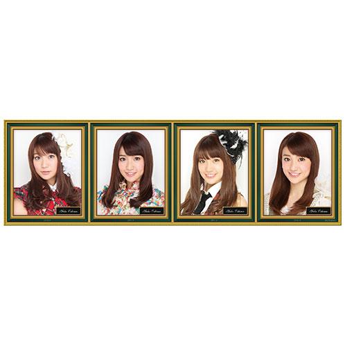 AKB48大島優子卒業記念4連壁写タオル