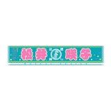 AKB48 推しマフラータオル3 松井咲子