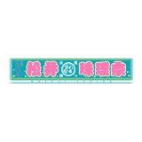 AKB48 推しマフラータオル3 松井珠理奈