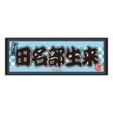 AKB48 推し大判タオル 田名部 生来