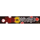 AKB48 RED or WHITE 2014 マフラータオル