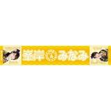 AKB48 JAGATEN神推しマフラータオル2 峯岸 みなみ