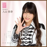 AKB48 鈴懸の木の道で…推しタオル 入山 杏奈