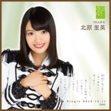 AKB48 鈴懸の木の道で…推しタオル 北原 里英