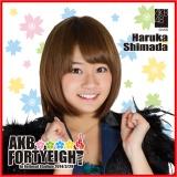 AKB48 国立競技場~思い出は全部ここに捨てていけ!~AKB48 推しタオル島田 晴香