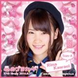 AKB48 心のプラカード推しタオル川栄 李奈