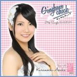 AKB48 ギンガムチェック推しタオル倉持明日香