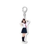 AKB48 第4回じゃんけん大会衣装キーホルダー川栄 李奈