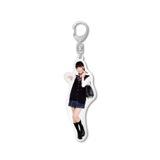 AKB48 第4回じゃんけん大会衣装キーホルダー松井 珠理奈