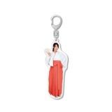 AKB48 第4回じゃんけん大会衣装キーホルダー柏木 由紀