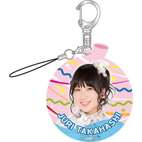 AKB48 真夏の単独コンサート in さいたまスーパーアリーナ~川栄さんのことが好きでした~推しアクリルキーホルダー 高橋 朱里