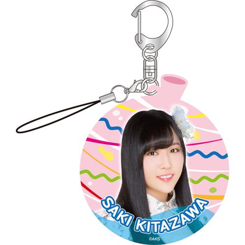 AKB48 真夏の単独コンサート in さいたまスーパーアリーナ~川栄さんのことが好きでした~推しアクリルキーホルダー 北澤 早紀