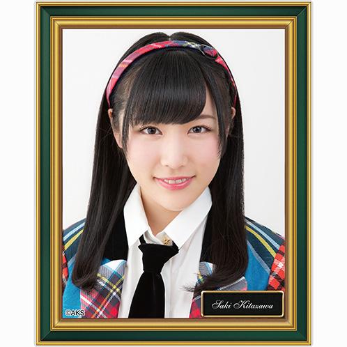 AKB48 劇場壁写アクリルバッジ 北澤早紀