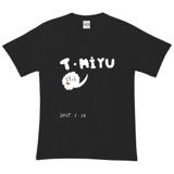 AKB48 メンバーデザイン生誕記念Tシャツ&生写真セット 竹内 美宥