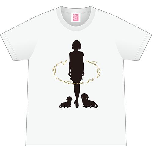 AKB48 生誕記念Tシャツ&生写真セット 2016年11月度 岡田 彩花