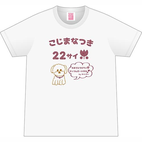 AKB48 生誕記念Tシャツ&生写真セット 2017年3月度 小嶋 菜月