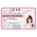 AKB48 推し免許証2 川栄李奈