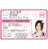 AKB48 推し免許証3 岩田 華怜