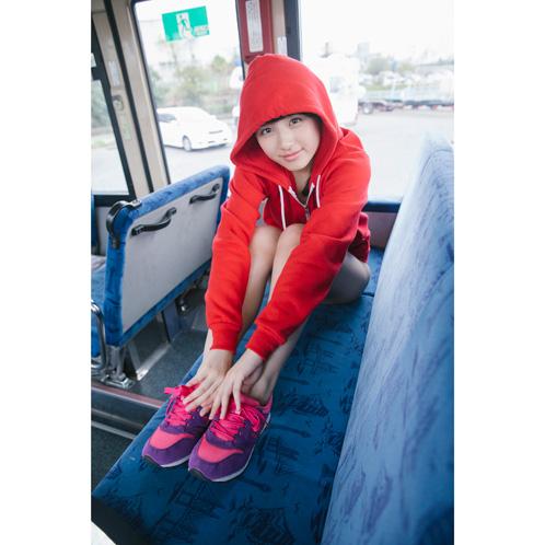 バスに乗る大和田南