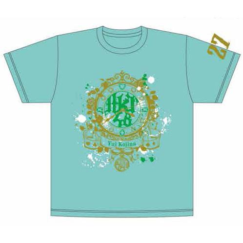 HKT48 「12秒」 選抜Tシャツ 神志那結衣
