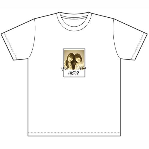 HKT48 めるみおTシャツ