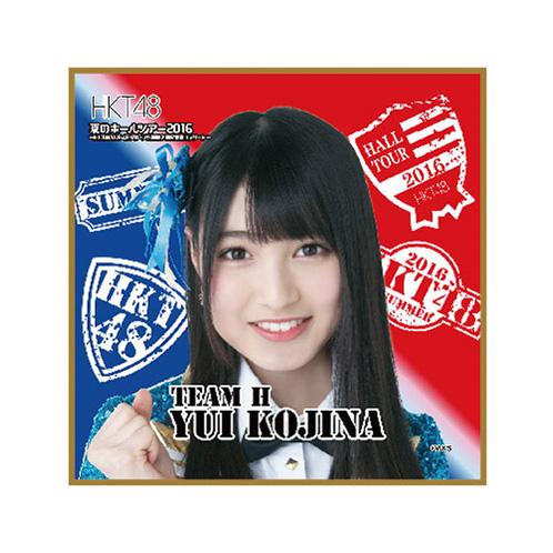 HKT48 夏のホールツアー 2016 個別ミニタオル 神志那結衣