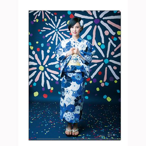 HKT48 2016年12月度個別グッズ「クリアファイル3枚セット 第5弾」 兒玉遥