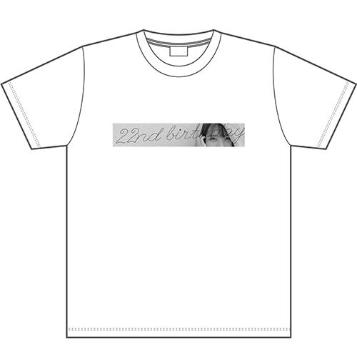 HKT48 生誕記念Tシャツ&生写真セット 2018年8月度 松岡菜摘