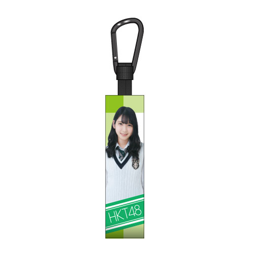 HKT48 2016年7月度個別グッズ「ペンライトホルダー」 松岡菜摘