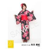 SKE48 2013年9月度生写真「浴衣」個別生写真5枚セット 矢方美紀
