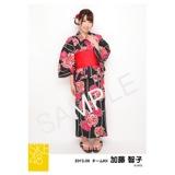 SKE48 2013年9月度生写真「浴衣」個別生写真5枚セット 加藤智子