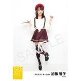 SKE48 2013年10月度生写真「芸術の秋」個別生写真5枚セット 加藤智子