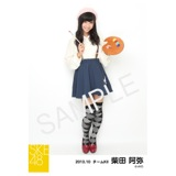 SKE48 2013年10月度生写真「芸術の秋」個別生写真5枚セット 柴田阿弥