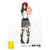 SKE48 2013年10月度生写真「芸術の秋」個別生写真5枚セット 高柳明音