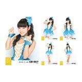 2014年2月「AKB48スーパーフェスティバル衣装」個別生写真5枚セット 佐藤実絵子