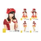 2014年2月「AKB48スーパーフェスティバル衣装」個別生写真5枚セット 柴田阿弥