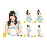 2014年2月「AKB48スーパーフェスティバル衣装」個別生写真5枚セット 岩永亞美