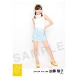 2014年4月度生写真「私服2」個別生写真5枚セット 加藤智子