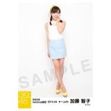 2014年4月度SKE48net shop限定個別生写真5枚セット 加藤智子