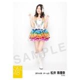 SKE48 2014年5月度生写真「NHK紅白ステージ衣装」個別生写真5枚セット 70種 松井珠理奈
