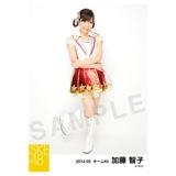 SKE48 2014年5月度生写真「NHK紅白ステージ衣装」個別生写真5枚セット 70種 加藤智子